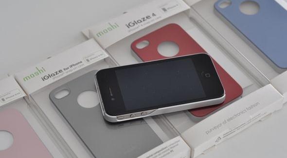 Capa para iPhone 4/4S Moshi iGlaze – Review