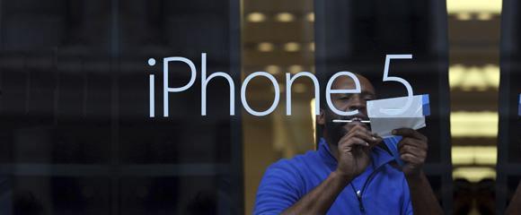 lançamento iphone 5