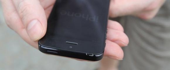 Metal iPhone 5