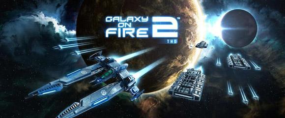 Galaxy on Fire 2 HD app