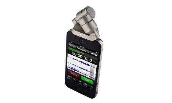 Microfone Rode iXY 2