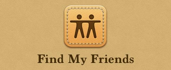 find my friends