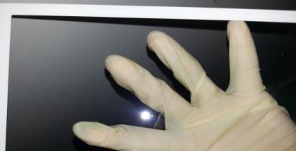 iPad 5 frente