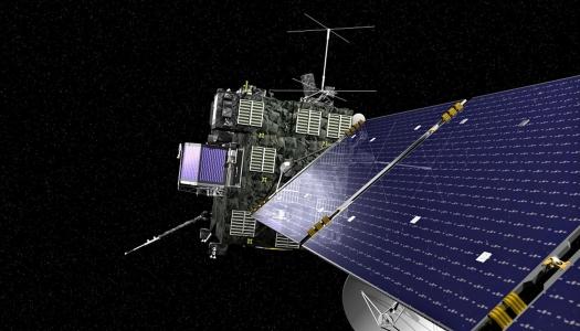 Empresa que desenvolveu aplicação do iClub desenhou viagem da Rosetta