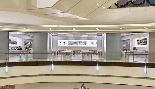 Uma loja nova por semana durante 5 semanas, a expansão da Apple na China está a começar