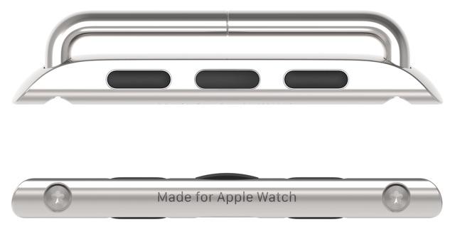 Apple Watch - Magnetic Lug