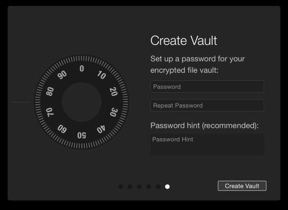 1. Create a Vault