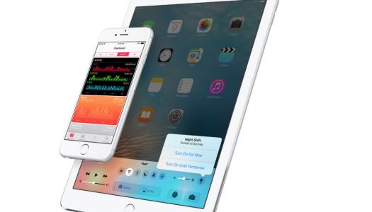 Apple disponibiliza nova atualização do iOS 9, a versão 9.3.5