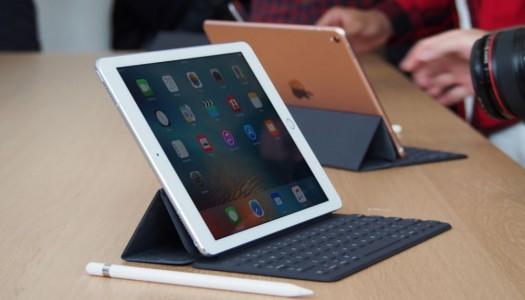 """Rumor sugere novo iPad Pro 12,9"""" para breve"""