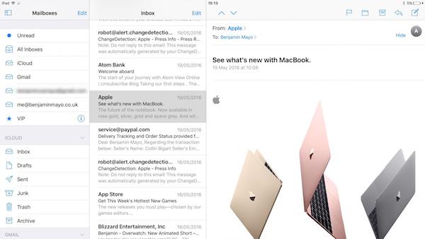iPad Pro iOS 10 Split View Pedro Topete