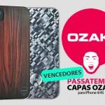 Vencedores Passatempo Ozaki/iClub