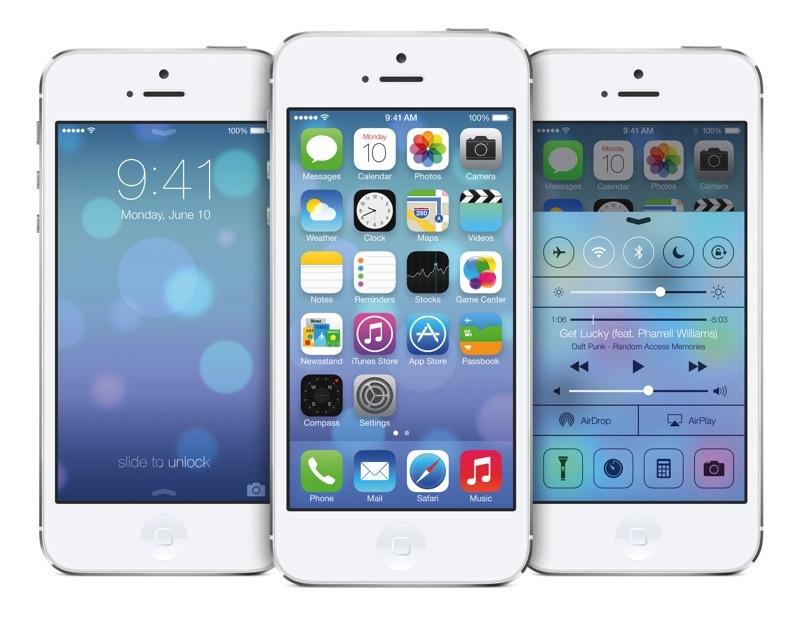 26d78801442 WWDC 2013  Apple apresenta o novo iOS 7