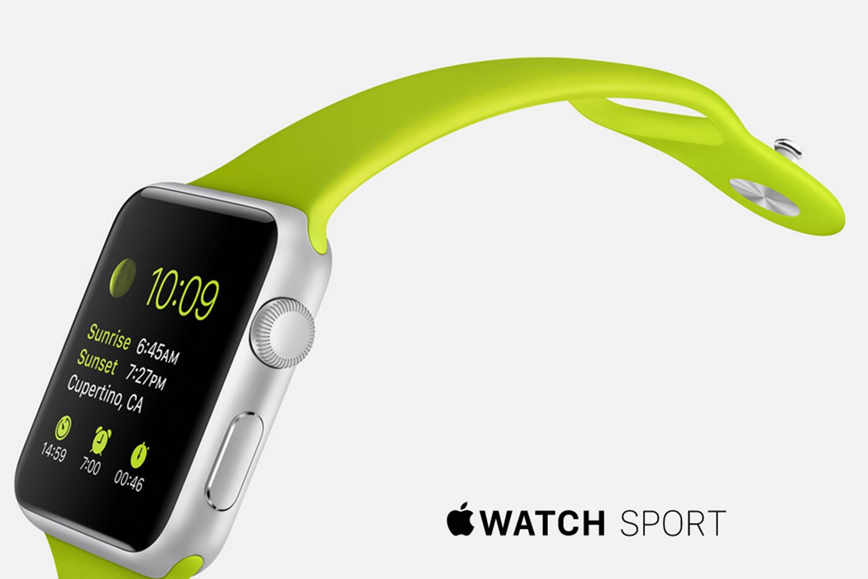 cc842e17ddd 10 coisas a saber sobre o Apple Watch Sport - iClub