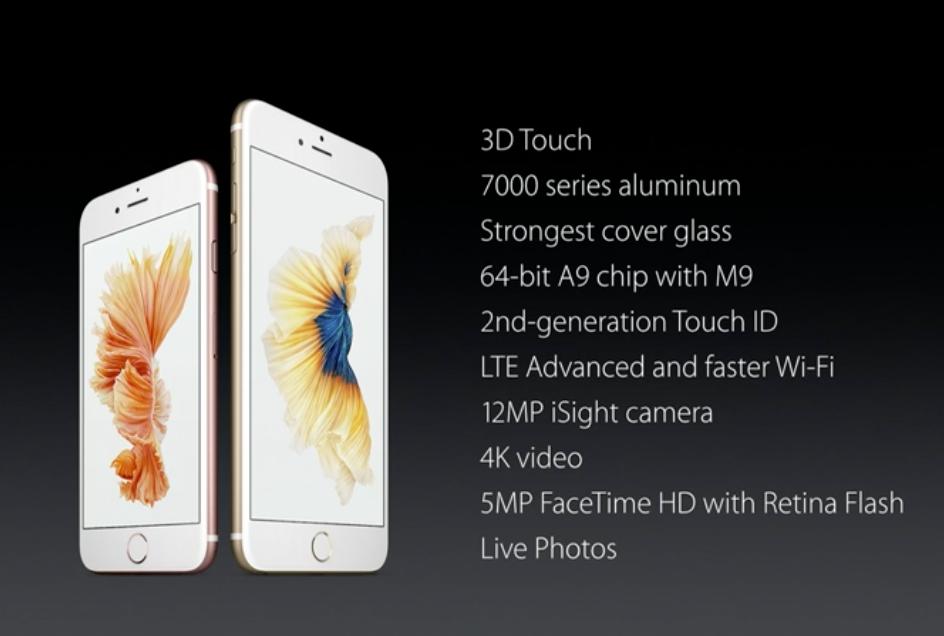Todas as novidades dos novos iPhones.