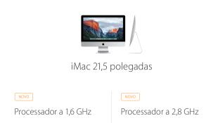 iMac não Retina 2015