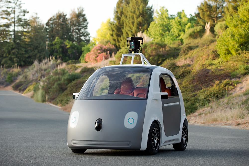 Carro da Google Pedro Topete
