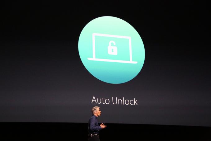 auto unlock
