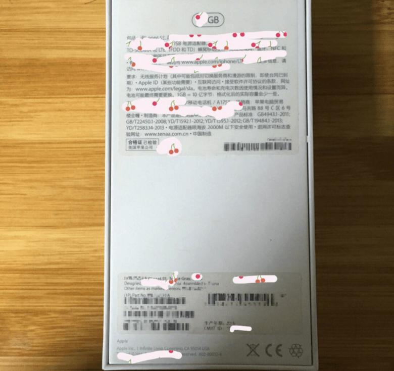 iPhone 6SE caixa caracteristicas Pedro Topete