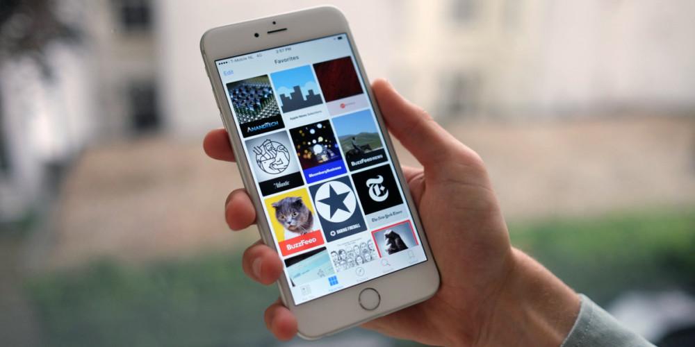 Assinatura do Apple News deve passar por mudanças