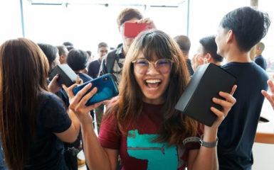 1bbdf9ebfc1 Veja as fotos da abertura da nova Apple Iconsiam em Bangkok